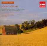 ADAMS - Rattle - Grand pianola music