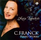 FRANCK - Rubackyté - Prélude, aria et final, pour piano en mi majeur FWV