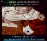 BERANGER - Marzorati - Mélodies