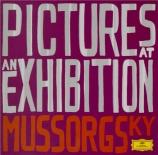 MOUSSORGSKY - Giulini - Tableaux d'une exposition (Les)