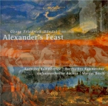 HAENDEL - Bosch - Alexander's feast, masque HWV.75