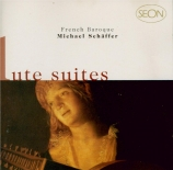 French baroque lute suites