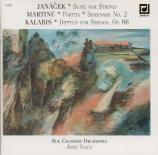 JANACEK - Vlach - Suite pour orchestre à cordes