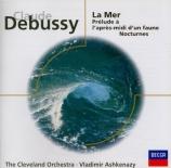 DEBUSSY - Ashkenazy - Prélude à l'après-midi d'un faune, pour orchestre