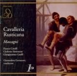 MASCAGNI - Gavazzeni - Cavalleria Rusticana live Scala di Milano 7 - 12 - 63