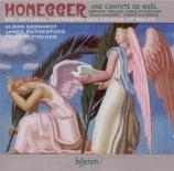 HONEGGER - Fischer - Horace victorieux, symphonie mimée pour orchestre H