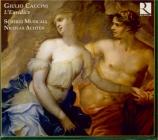 CACCINI - Achten - L'Euridice