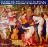 HAENDEL - Halls - Parnasso in festa, masque HWV.73
