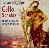 ALKAN - Gerhardt - Sonate de concert op.47