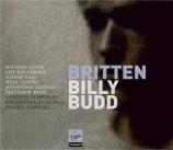 BRITTEN - Harding - Billy Budd, opéra op.50 (deux versions : en 2 ou 4 a