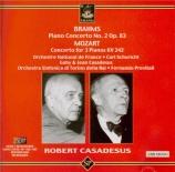 BRAHMS - Casadesus - Concerto pour piano et orchestre n°2 en si bémol ma