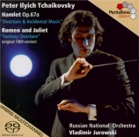 TCHAIKOVSKY - Jurowski - Hamlet, musique de scène, op.67a