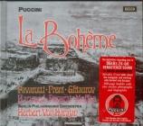 PUCCINI - Karajan - La bohème (+ Cd interview de Mirella Freni) + Cd interview de Mirella Freni