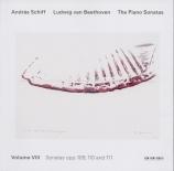 The Piano Sonatas Vol.8