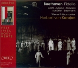 BEETHOVEN - Karajan - Fidelio, opéra op.72 (live Salzburg 27 - 7 - 57) live Salzburg 27 - 7 - 57
