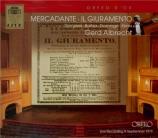MERCADANTE - Albrecht - Il giuramento (live Wien, 09 - 09 - 1979) live Wien, 09 - 09 - 1979