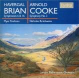 BRIAN - Fredman - Symphonie n°6 'Sinfonia Tragica'