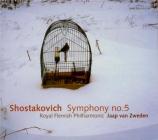 CHOSTAKOVITCH - Van Zweden - Symphonie n°5 op.47