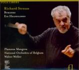 STRAUSS - Mangova - Burleske en ré mineur, pour piano et orchestre AV85