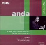 MOZART - Anda - Concerto pour piano et orchestre n°16 en ré majeur K.451