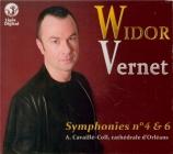 WIDOR - Vernet - Symphonie pour orgue n°4 op.13 n°4
