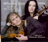 Why not here : Music for two lyra viols