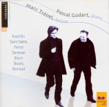 TANSMAN - Trenel - Sonatine pour basson et piano
