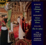 BUSNOIS - Binchois Consor - Missa 'L'homme armé'