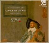 PLATTI - Akademie für al - Concerti grossi n°4 d'après Corelli