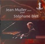 BLET - Muller - Sonate pour piano n°1 op.6