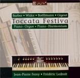 Toccata festiva (piano-orgue, piano-harmonium)
