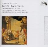 HAYDN - Coin - Concerto pour violoncelle et orchestre n°1 en do majeur H