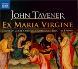 TAVENER - Brown - Ex Maria Virgine