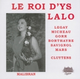 LALO - Cluytens - Le roi d'Ys