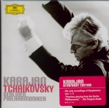 TCHAIKOVSKY - Karajan - Symphonies (intégrale)