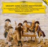 MOZART - Amadeus Quartet - Sérénade n°13, pour orchestre en sol majeur K