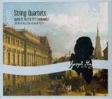 HAYDN - Jerusalem Quart - Quatuor à cordes n°63 en ré majeur op.64 n°5 H