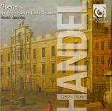 HAENDEL - Jacobs - Rinaldo, opéra en 3 actes HWV.7