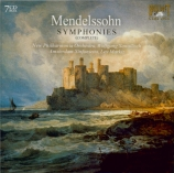 MENDELSSOHN-BARTHOLDY - Sawallisch - Symphonies (intégrale)