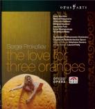 PROKOFIEV - Denève - L'amour des trois oranges, opéra en 4 actes avec pr