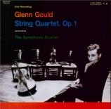 GOULD - Symphonia Quart - Quatuor à cordes op.1