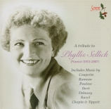 A Tribute to Phyllis Sellick