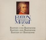 MOZART - Harrer - Bastien und Bastienne (Bastien et Bastienne), singspie