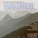 5 operas complets de Wagner