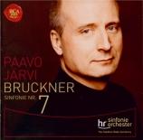 BRUCKNER - Järvi - Symphonie n°7 en mi majeur WAB 107