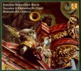 BACH - Foccroulle - Fantaisie et fugue pour orgue en sol mineur BWV.542