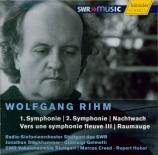 RIHM - Stockhammer - Symphonie op.3