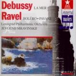 DEBUSSY - Mravinsky - La mer, trois esquisses symphoniques pour orchestr
