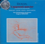 DUKAS - Ormandy - Apprenti sorcier (L')