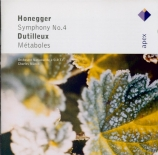 HONEGGER - Munch - Symphonie n°4 H.191 'Deliciae Basilienses'